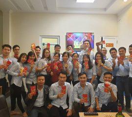 Du Xuân Kỷ Hợi của Công ty TNHH Thương Mại và Dịch Vụ Kỹ Thuật LAS