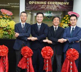 Công ty TNHH thương mại và dịch vụ kỹ thuật LAS khai trương văn phòng mới tại TP Hồ Chí Minh