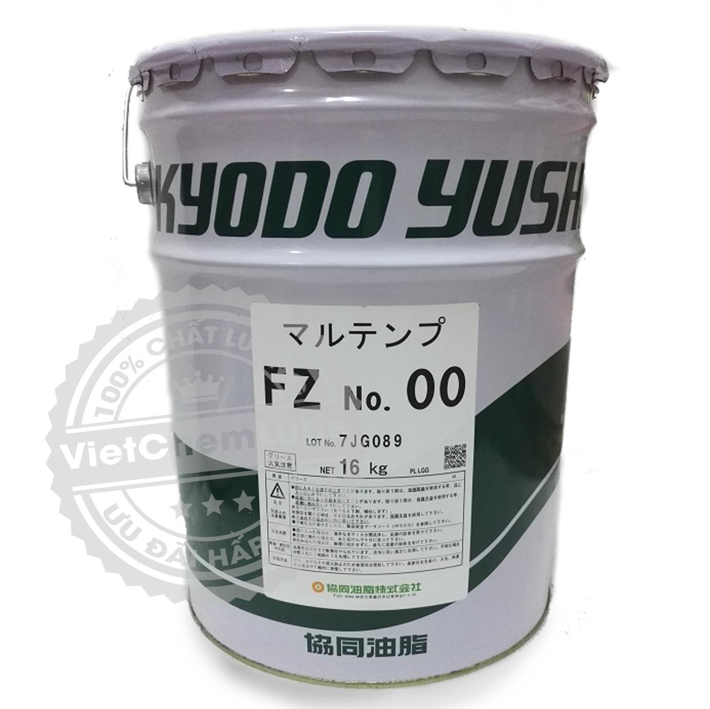 Mỡ Kyodo Yushi  FZ no.00
